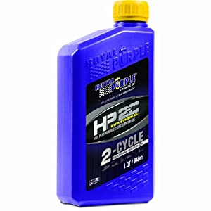 Royal Purple 01311 HP 2-C High Performance Synthetic 2-Cycle Oil - 1 Quart Bottle