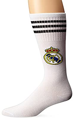 Real Madrid Kids Youth & Adult Soccer Team Socks