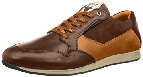 Kost - Gipsy, Sneakers da uomo, marrone (marron/cognac/tabac), 41