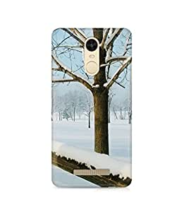 iKraft Printed Design High Quality Case Cover for Xiaomi Redmi Note 3 / Xiaomi Redmi Note 3 Pro - 5.5 Inch
