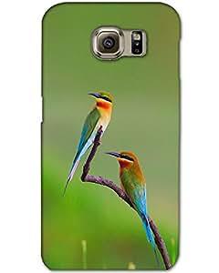 Samsung Galaxy S6 Edge plus Back Cover Designer Hard Case Printed Cover