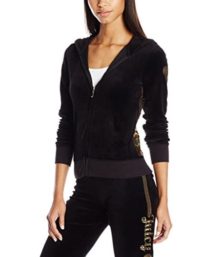 Juicy Couture Sudadera Negro