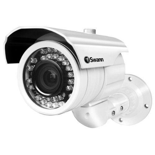 SWANN SWPRO-780CAM-UK PRO-780 Ultimate Optical Zoom Security Camera - Night Vision 131ft/40m (UK)