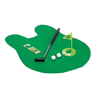 Table Games Potty Golfing - The Golfer's Gag Gift by Total Vision Products