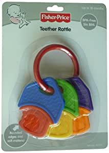 Fisher Price Fisher Price Teether Rattle