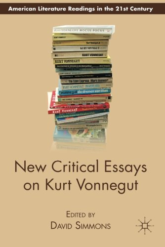 critical essays kurt vonnegut Harrison bergeron is a satirical and dystopian science-fiction short story written by kurt vonnegut and first published in october 1961 originally published in the magazine of fantasy and science fiction, the story was republished in the author's welcome to the monkey house collection in 1968.