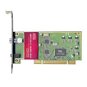 Peak PCI DVB-T TV Tuner, Dual Channel, Real Time and Scheduling Recording