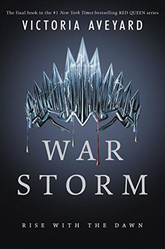 Libro : War Storm (Red Queen) [+Peso($36.00 c/100gr)] (US.AZ.12.16-0-0062422995.387)