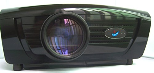 LED Movie Projector Pixels HDMI Port 1080i p Compatible