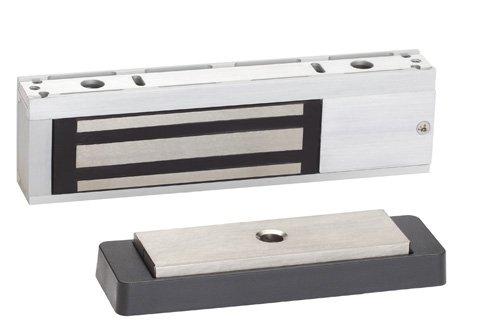 Schlage Electronics M490 Maglock 1650Lb 12/24V 628, Dark Bronze