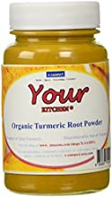 Yours Kitchen Organic Turmeric Root Powder From My Farm 18 Ounce