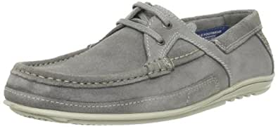 Rockport Men's Bennet Lane 2-eye Grey Suede Washable Lace Up K61998  11 UK , 46 EU , 11.5 US