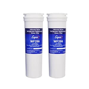 EcoAqua EFF-6017A Replacement for Fisher&Paykel 836848, 2-Pack