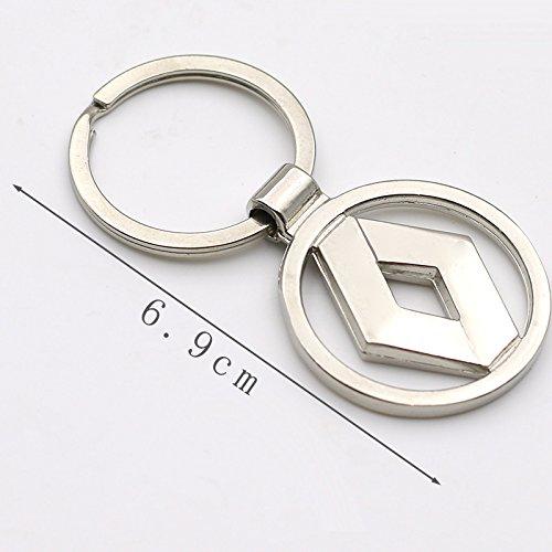 renault-in-metallo-cromato-auto-logo-portachiavi-keychain-uk-venditore