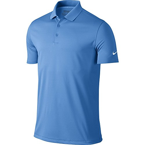 Nike Golf Victory Solid Polo (University Blue/White) XL (Blue Nike Shirt compare prices)