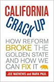 img - for California Crackup 1st (first) edition Text Only book / textbook / text book
