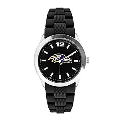 "Baltimore Ravens ""Goal Line"" Series Watch"