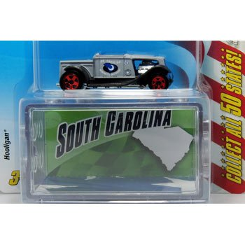 Hot Wheels Connect Cars Hooligan South Carolina - 1