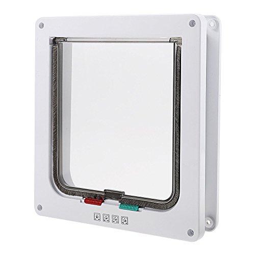 floveme-gattaiola-porta-bloccabile-basculante-con-blocco-a-4-vie-entrata-e-uscita-controllabile-per-