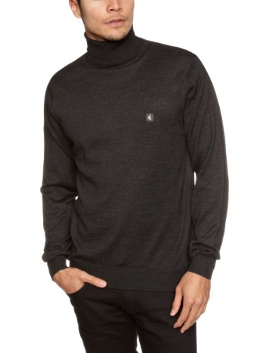 GABICCI Staines Men's Jumper Dark Grey Small