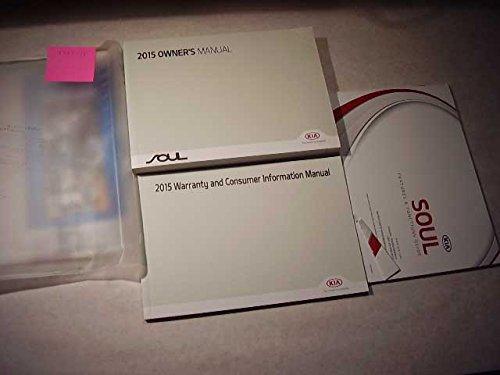 2015 Kia Soul Owners Manual (Kia Soul Owners Manual compare prices)
