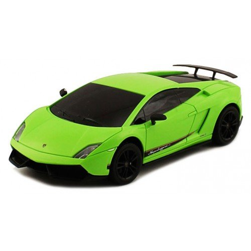 Officially Licensed 1:24 Lamborghini Gallardo LP570-4 Superleggera RC Car Remote Control Full Function (Colors May Vary)