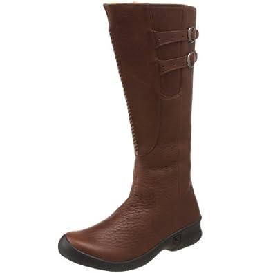Keen Women's Bern Baby Bern Casual Boot,Oak,5 M US