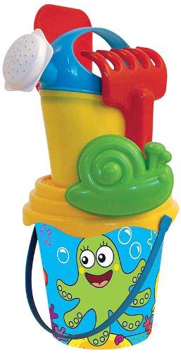 Adriatic 14 x 28 centimetri giocattoli da spiaggia Immagine benna con annaffiatoio
