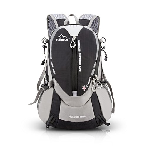 Hiking-Cycling-Backpack-Sunhiker-25L-Sports-Outdoor-Backpack-Bag-Running-Camping-Backpack-Water-Resistant-Lightweight-SMALL-Daypack-M441