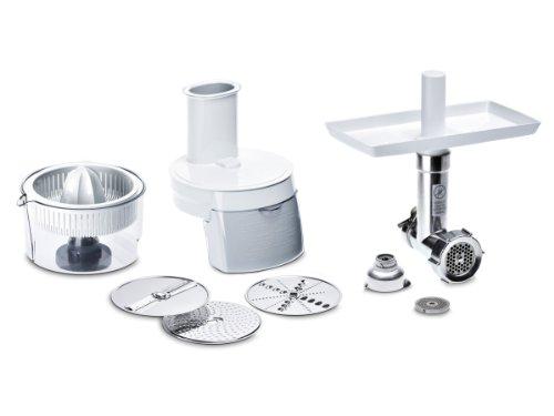 Bosch muz8mp1 kit d 39 accessoires pour robot de cuisine for Accessoires pour cuisine