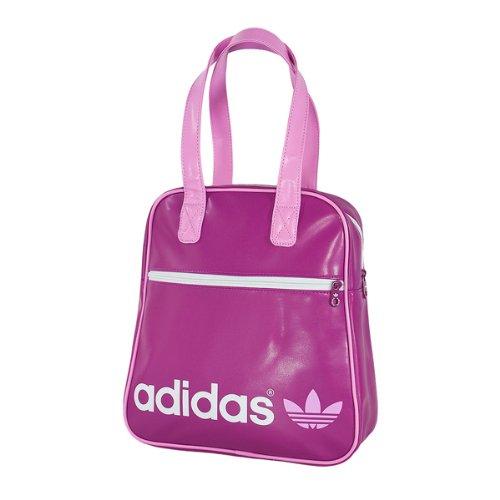 adidas, Borsa da bowling Originals Adicolor Bag, 13 litri, Rosa (pink/weiss), 13 Litri