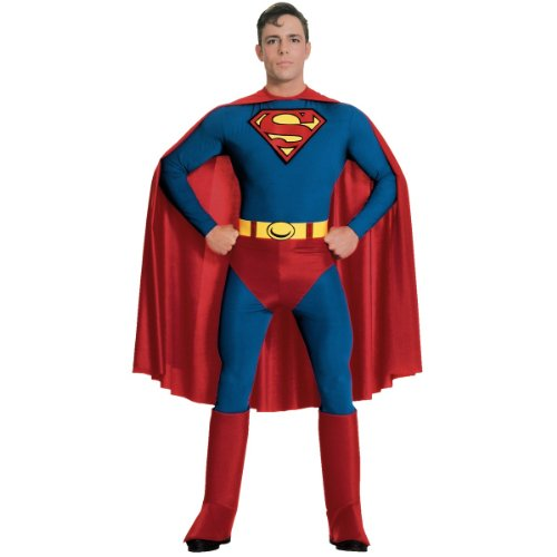 Superman Costume - Large - Chest Size 42-44