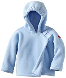 Widgeon Unisex Baby Fleece Jacket, Light Blue, 9 Months