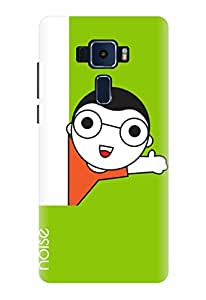 Noise Designer Printed Case / Cover for ASUS ZENFONE 3 ZE520KL 5.2 Inch screen size / Animated Cartoons / Cute Brother Design