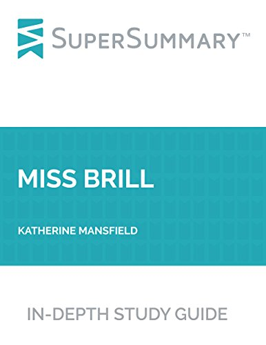 a literary analysis of miss brill by katherine mansfield Critical analysis of miss brill  literary arousing the character by increasing the tone variations her series of exclamations are aimed at consoling her .