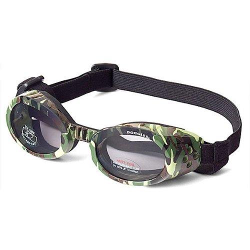 Artikelbild: Doggles Doggles Sonnenbrille camo/grün (Gr. L)