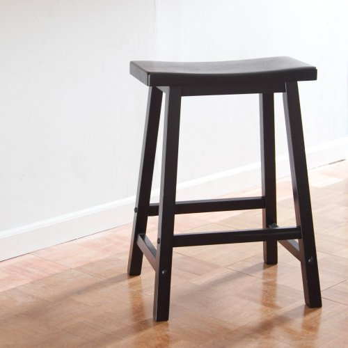 White Wood Chair front-1070248