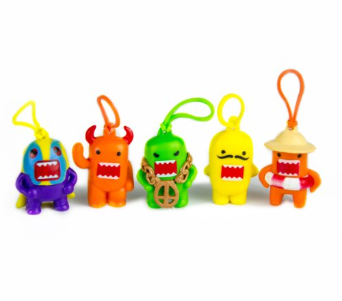 U-B Funny Monsters Charms for Rainbow Loom Bracelets- (15 Charms)- Charms may vary