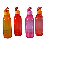 Tupperware Aquasafe Triangular Groovy Bottles (750ml) - One botte