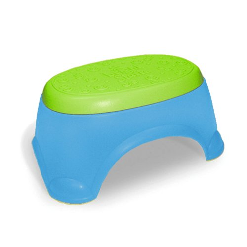 Bright Starts Step Stool, Oval (Discontinued by Manufacturer)