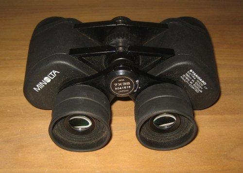 "Standard Minolta Binoculars Extra Wide 11"" Mk 7 X 35"