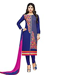 RG Designers Women's Cotton Unstitched kurti SFPRAPTI12020