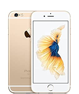 APPLE IPHONE 6S 16GB GOLD SIM FREE Brand New Sealed Unlocked NEW RELEASE 2015 UK STOCK (16GB, GOLD)