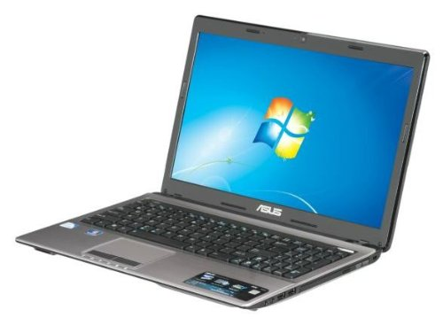 ASUS X53 Series Notebook, Intel Pentium Dual Core B940(2.00GHz), 15.6