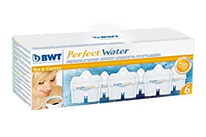 BWT Tea&Coffee longlife 6er Filterkartuschen