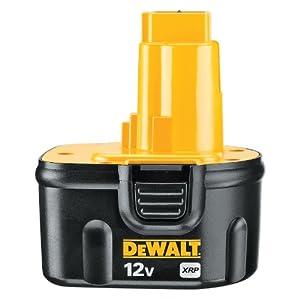 DEWALT DC9071 XRP 12-Volt 2.4 Amp Hour NiCd Battery