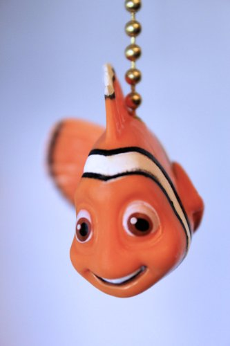 Disney Nemo Ceiling Fan Light Pull Chain