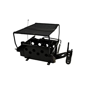 D.T. Systems BL509 Bird Launcher, Black by D.T. Systems