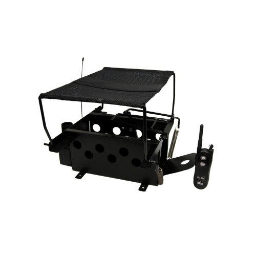 D.T. Systems Bl509 Bird Launcher, Black