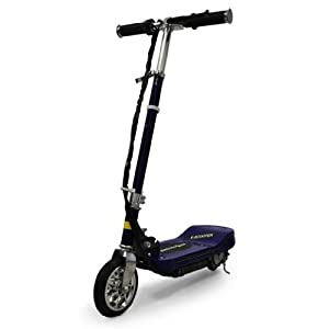Electric E-Scooter Ride-On Fun 120W V6 LED 15km/h - Blue